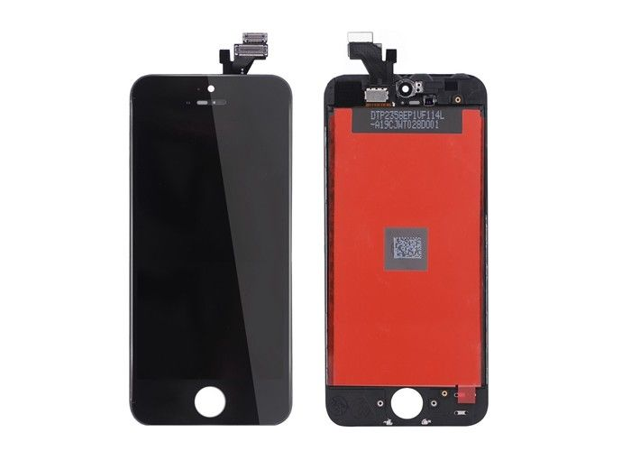 Black / White Iphone 5 Lcd Screen Display Digitizer Replacement G+G Material